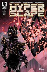 HYPER SCAPE #3: Shadow Rising (Issue 1) by Christofer Emgard - Kindle Edition Free @ Amazon