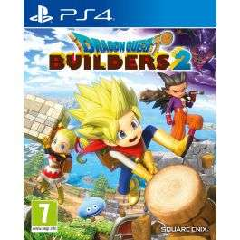 Dragon Quest Builders 2 (PS4) £12.95 / Dragon Quest Heroes II £13.95 (PS4) Delivered @ The Gamery