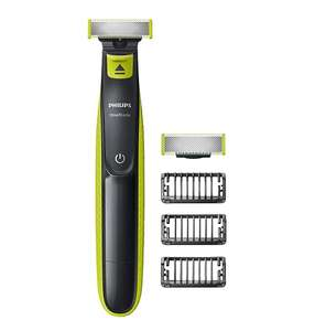 Philips One Blade Razor £29.99 / As low as £20.99 via first Subscribe & Save @ Amazon