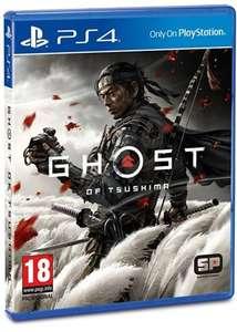 Ghost of Tsushima (PS4) for £34.85 delivered @ Base