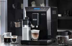 De'Longhi Eletta Cappuccino ECAM44.660.B Bean to Cup Coffee Machine - Black £490 @ AO