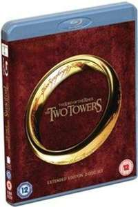 Lord of the Rings: The Two Towers - Extended Blu-Ray £4.85 delivered @ Rarewaves
