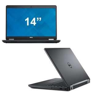"""Grade A Refurbished Dell Latitude E5470 14"""" Laptop - i5-6300U / 8GB RAM / 256GB SSD / W10 Pro / 1080p - £221.60 With Code @ Dell Refurbished"""