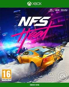 NFS Heat (Xbox One) - £9.97 at Amazon Prime / £12.96 Non Prime