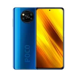 Poco X3 NFC 6GB+128GB Smartphone £159.00 (Discount Applies at Checkout) @ Xiaomi UK