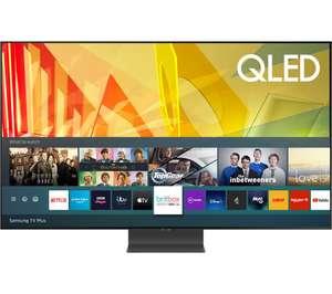 "SAMSUNG QE75Q95TATXXU 75"" Smart 4K Ultra HD HDR QLED TV with Bixby, Alexa & Google Assistant £1,888 with 5 year guarantee. @Currys PC World"