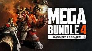 [Steam] Mega Bundle 4 (20 PC Games) Inc Syberia 1 & 2, Men Of War, Lucius III, Deployment + More - £2.59 @ Fanatical