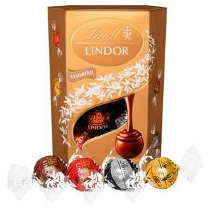 227g Mixed Lindor Chocolates - £2.49 instore @ Farmfoods (Aylesbury)