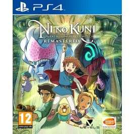 [PS4] Ni No Kuni Wrath of the White Witch Remastered - £14.95 delivered @ The Game Collection