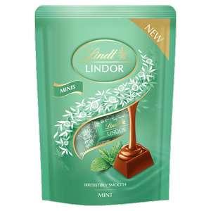 Lindt Lindor Mini Mint flavour 90g £1 instore @ Tesco Extra Hatfield