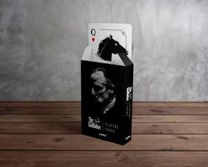 The Godfather Playing Cards £1.99 + Free Click & Collect @ HMV