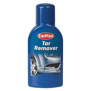 Carplan Tar Remover 375ml £2.19 (Free collection / £3.95 Delivery) at Euro Car Parts