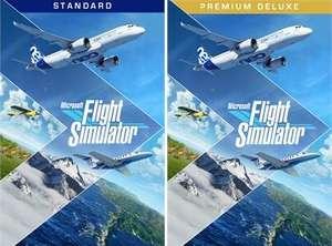 [PC Windows] Microsoft Flight Simulator: Standard - £23.53 & Premium Deluxe - £41.17 with Game Pass @ Microsoft Store (Brazil)
