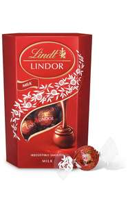 Lindt Lindor Chocolate - 2 boxes (200 or 237gr) for £4 instore @ Farmfoods (Sheffield )