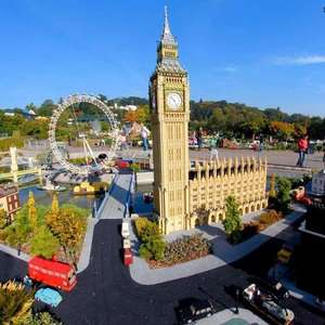 Legoland Windsor Flash Sale - Park Tickets With Hotel Stay + Breakfast from just £120/£130 for a family of 4 (Example dates in thread)