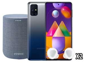 Samsung Galaxy M31s Smartphone + 2x Galaxy Buds+ & Harman Kardon Speaker - £321.30 Via Employee Portal @ Samsung