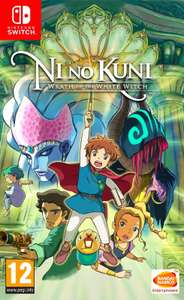[Nintendo Switch] Ni No Kuni: Wrath of the White Witch - £17.48 with code delivered @ Boss_deals / ebay - UK Mainland