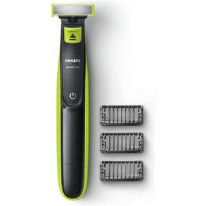 Philips Oneblade Hybrid Trimmer for Face QP2520/25 - £19.99 (Free click & collect / £3.95 Delivery) @ Argos