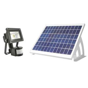 Super Bight 1400Lm Solar Floodlight - £59.49 with code at The Solar Centre