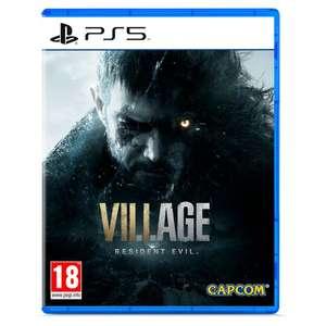 Resident Evil Village - PS5 - £40 (Clubcard Price) @ Tesco