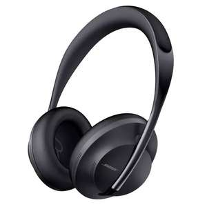 Bose® Headphones 700 Noise Cancelling Bluetooth Wireless Headphones BLACK OR SILVER £239 @ Electric Shop