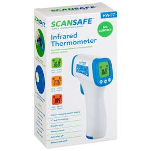 Infrared Thermometer Reduced Instore at B&M now £12.99 - Showing Good Availability