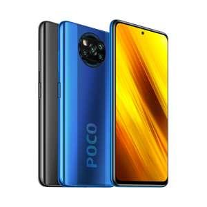 POCO X3 NFC 6GB + 128GB in Grey or Blue - £169 @ Xiaomi UK