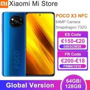 POCO X3 NFC 64GB Global Version £149.19 @ Xiaomi Mi Store / AliExpress