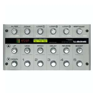 TC Electronic G-SYSTEM Guitar Multi-Effects Processor - £299 Delivered @ Andertons