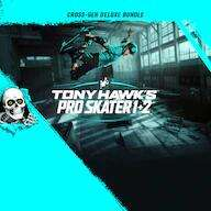 Tony Hawk's Pro Skater 1 + 2 - Cross-Gen Deluxe Bundle [PS4 / PS5] £21.40 - No VPN Required @ PlayStation PSN Turkey
