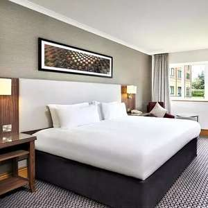 1 Night Stay at the 4* DoubleTree by Hilton Hotel Coventry Including Breakfast & Dinner - £58.50 (Refundable) @ Groupon