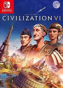 [Nintendo Switch] Sid Meier's Civilization VI - £12.49 @ CDKeys