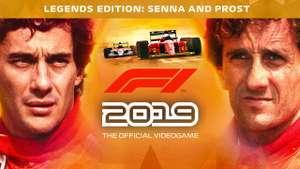[Steam] F1 2019 - Legends Edition (PC) - £1.59 @ Fanatical