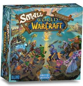 Days of Wonder - Small World of Warcraft - Board Game - £30.24 @ Amazon