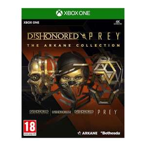 Dishonored & Prey - The Arkane Collection (Xbox One) £12.95 @ The Game Collection