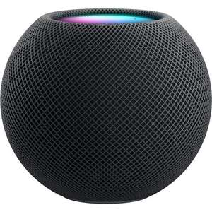 Apple HomePod Mini with Siri - Space Grey - £89 (UK Mainland) @ AO