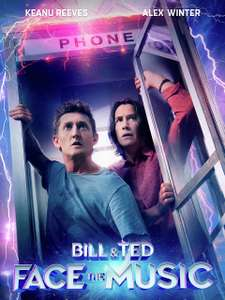 Bill & Ted Face the Music - £1.90 to rent @ Chili