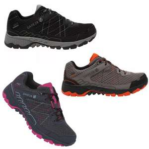 Dare 2B Men's Viper Waterproof Hiking Shoes for £39.96 or Women's Shoes for £35.96 delivered @ ebay/Regatta