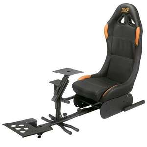 ADX Gaming Racing Chair - Adjustable Height & Angle - £124 Using Code @ Currys