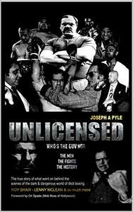 Unlicensed: Who's the Guv'nor Kindle book 99p @ Amazon