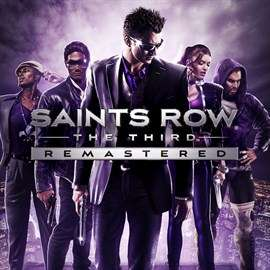 Saints Row The Third Remastered [Xbox One with free Series X/S Optimised Upgrade available from 25th May] £10.35 @ Xbox Store Brazil