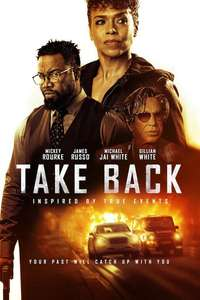 Take Back (2021 Action Film) - £1.90 to rent @ Chili