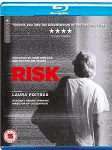 Risk blu ray £1.90 prime / £4.89 nonPrime at Amazon