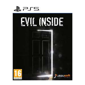 Evil Inside (PS5) £22.95 delivered at The Game Collection