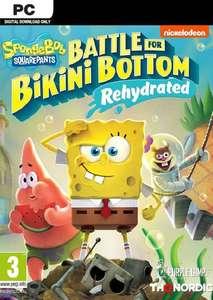 SPONGEBOB SQUAREPANTS: Battle For Bikini Bottom - REHYDRATED PC [Steam] £11.99 @ CDKeys