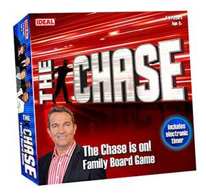 The Chase TV Show Game from Ideal £8.69 (Prime) + £4.49 (non Prime) at Amazon