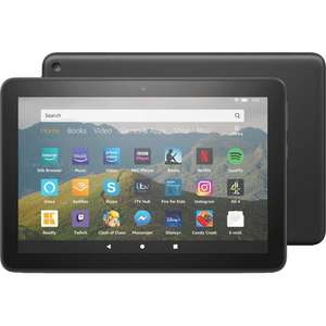 "Amazon Fire HD 8"" 32GB Wifi Tablet - Black - £59 (UK Mainland) @ AO"