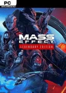 Mass Effect Legendary Edition PC (EN - Digital Key) - £29.99 @ CDKeys