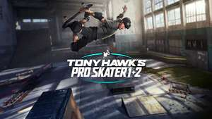 Tony Hawk's™ Pro Skater™ 1 + 2 £15.99 with Epic store £10 voucher £25.99 without @ Epic Games