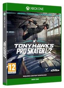 Tony Hawk's Pro Skater 1 + 2 (Xbox one) - £19.99 Prime/+£2.99 Non Prime @ Amazon